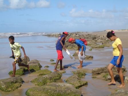 Excursão à Praia do Mosqueiro