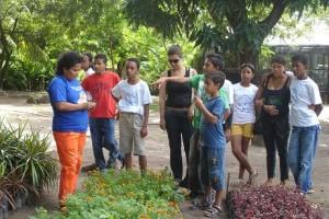 Visita do Clube de Ciências ao Parque da Sementeira